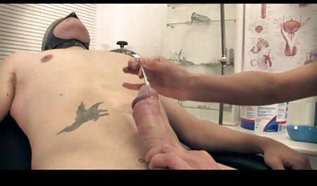 Rusia remaja bermain dengan sex hd jepang Dildo -